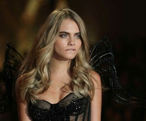 girl, model, and cara delevingne image