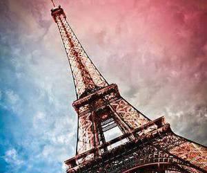 torre eiffel, paris, and parís image