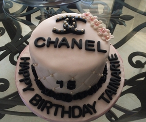 cake, chanel, and pretty image