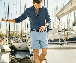 fashion, classy, and man image
