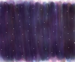 aquarelle, galaxy, and wallpaper image
