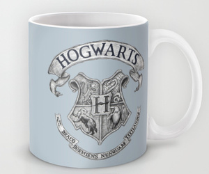 crest, potter, and wizardy image