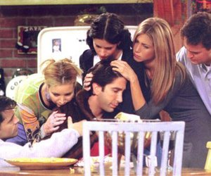 friends, f.r.i.e.n.d.s, and ross geller image