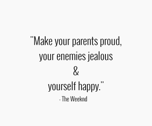 enemies, happy, and jealous image