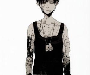 gangsta, anime, and nicolas brown image