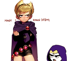 Mandy and raven image