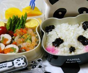 food, panda, and kawaii image