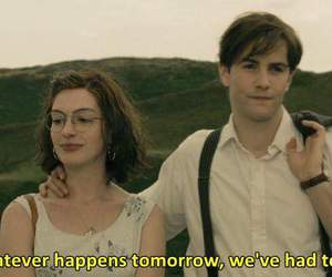 quotes, movie, and one day image