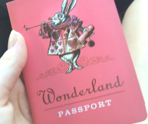 fantasy, pink, and wonderland image