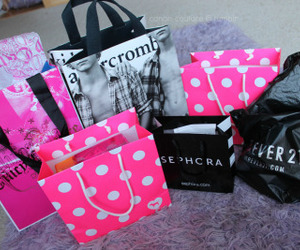pink, shopping, and sephora image