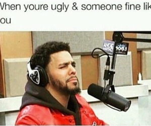 funny, j cole, and love image
