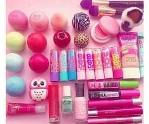 eos, lipgloss, and labiales image