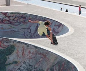 skate, skateboarding, and alternative image