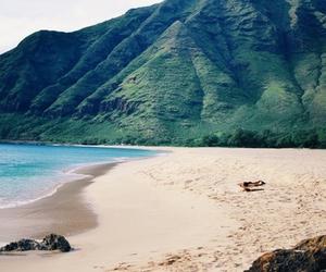 nature, beach, and ocean image