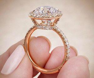 crystal, love, and diamond image