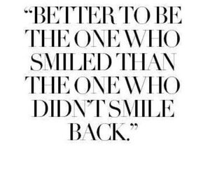 quotes, smile, and true image