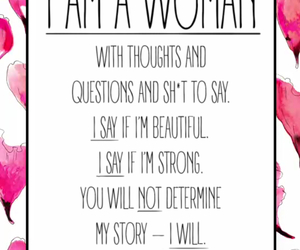 quote, woman, and amy image