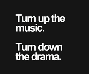 music, down, and drama image