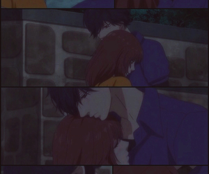 amour, anime, and couple image