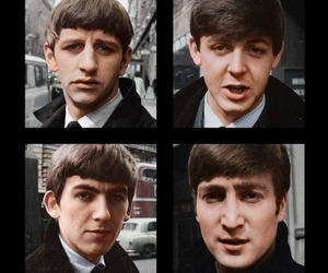 the beatles, beatles, and ringo image