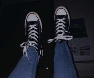 converse, me, and photography image