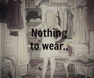 girl, clothes, and wear image