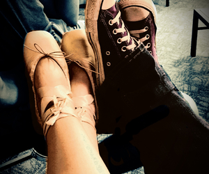 best friend, converse, and friends image