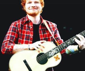 ed sheeran, smile, and cute image