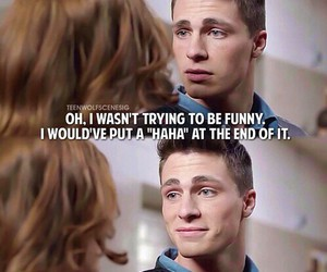 teen wolf, colton haynes, and funny image
