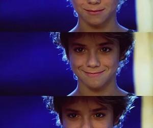 peter pan, smile, and boy image
