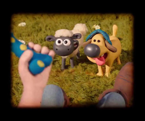 baby, shaun the sheep, and ひつじのショーン image
