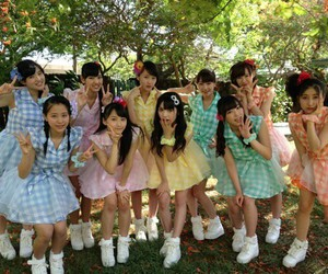 hawaii and morning musume image