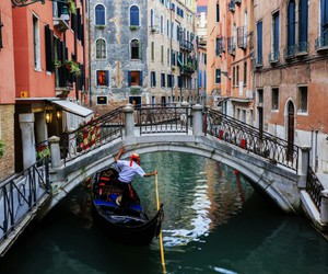 beautiful, italy, and paradise image