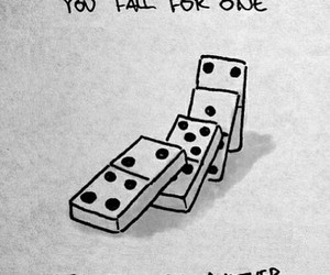 domino and love image