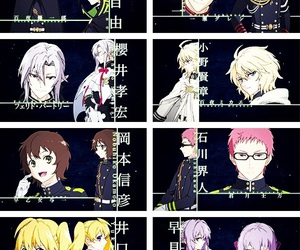 vampire, owari no seraph, and seraph of the end image