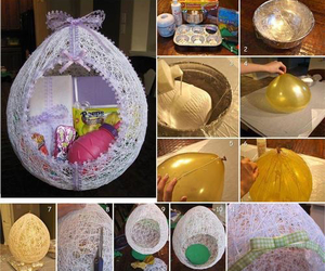 diy, easter, and balloon image