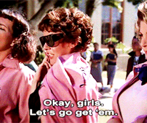 girls, quote, and grease image
