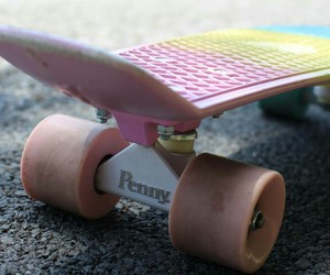 fade, sk8, and skate image
