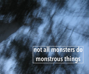 alternative and monsters image