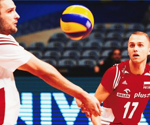 Poland, volleyball, and world league image