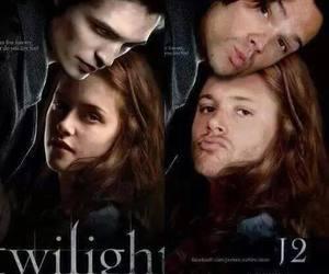 supernatural, twilight, and spn image