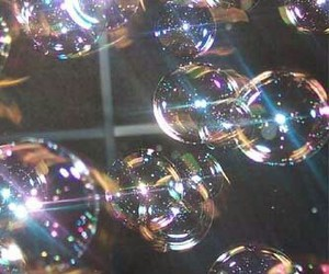 bubbles, aesthetic, and grunge image