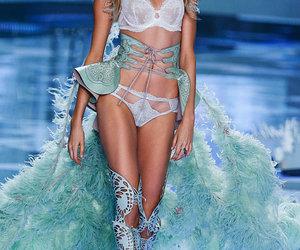 Behati Prinsloo, fairy tale, and Victoria's Secret image