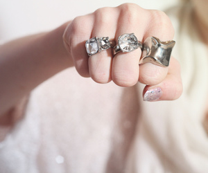 accessories, diamonds, and girly image