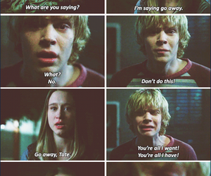 violate, american horror story, and violet harmon image