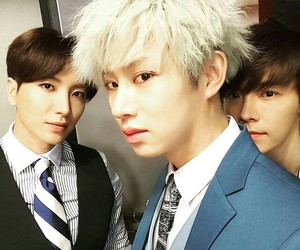 super junior, donghae, and Leeteuk image