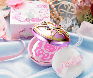 sailor moon, kawaii, and pink image
