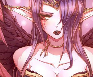 morgana, league of legends, and lol image