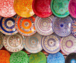 colors, orient, and islam image