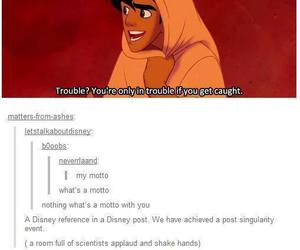 disney, puns, and funny image